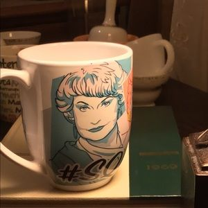 Golden Girls Mug | ZAK | EUC